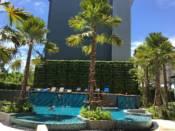 Amber Hotel Pattayaのプール