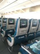 ベトナム航空ボーイング787-9の座席
