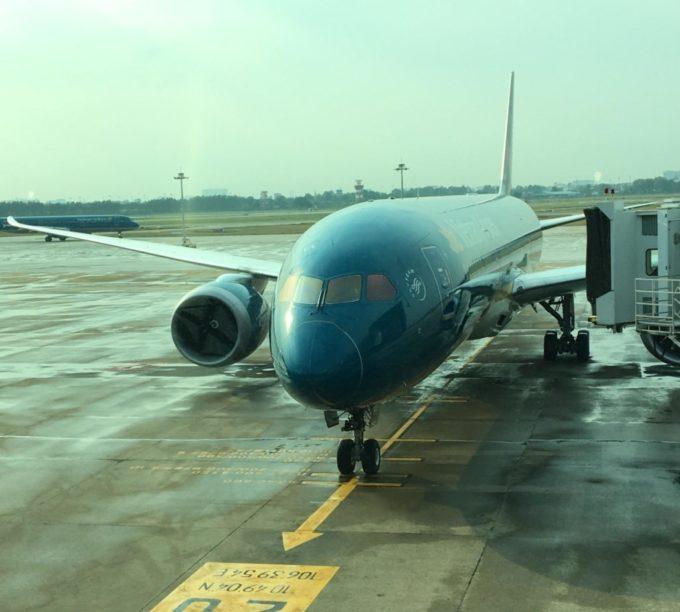 ベトナム航空ボーイング787-9