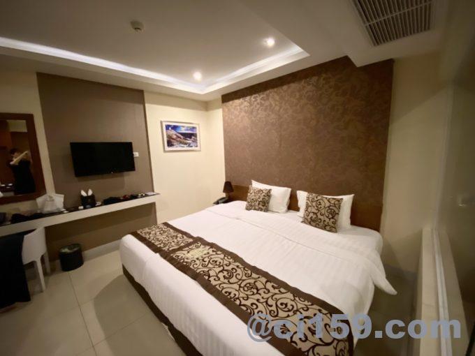 247 Boutique Hotelの客室