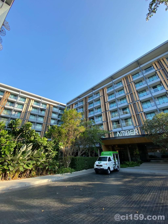 Amber Hotel Pattaya