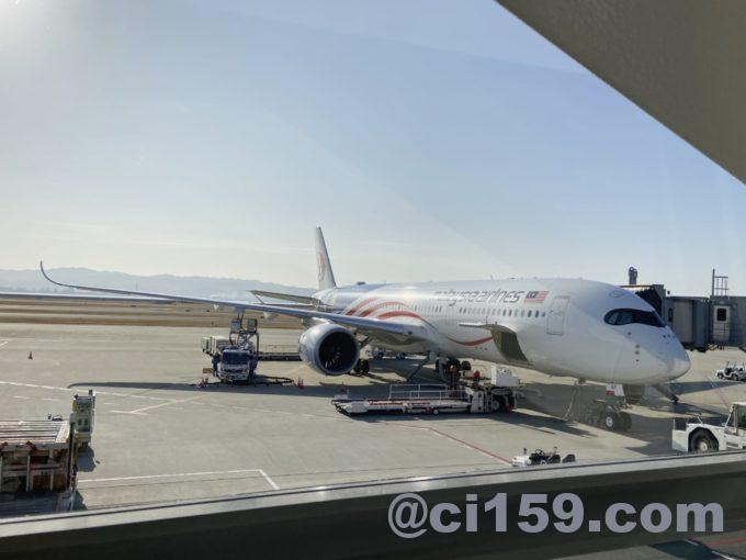 マレーシア航空エアバスA350ー900