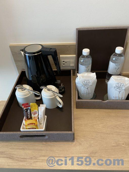 HOTEL AMBER  PATTAYAの設備