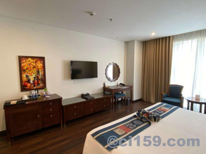 バルコナホテルの客室