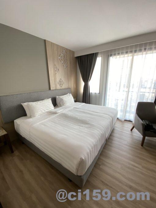 HOTEL AMBER PATTAYAの客室