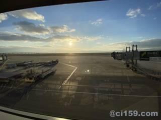 関西空港からの風景