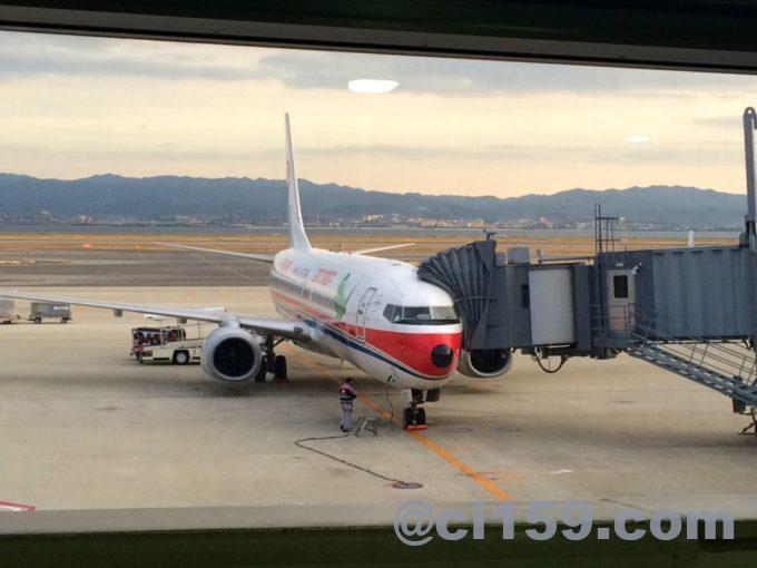 中国東方航空ボーイング737