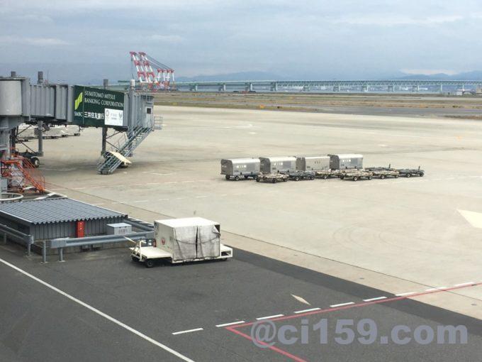 関西国際空港連絡橋の修理
