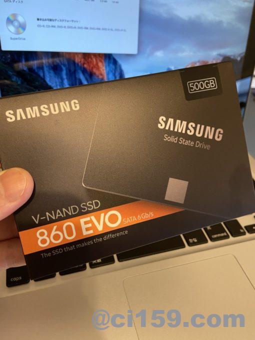 860EVO-SSD500GB