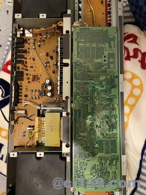EOSB500の内部基板