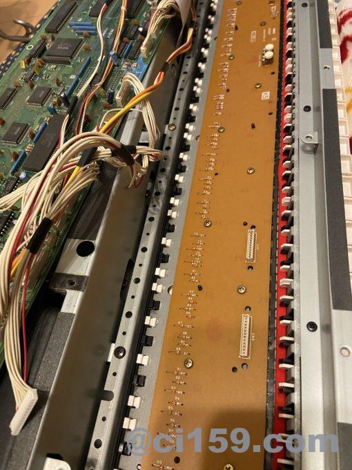 EOSB500の内部