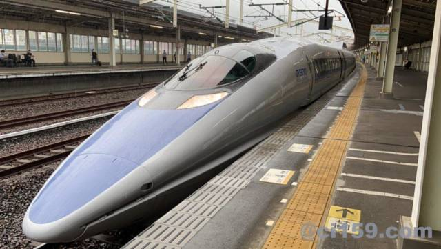 山陽新幹線500系