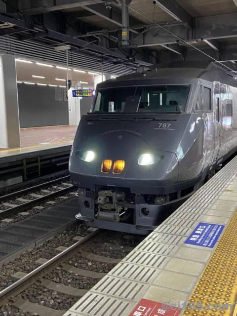 JR九州特急787系