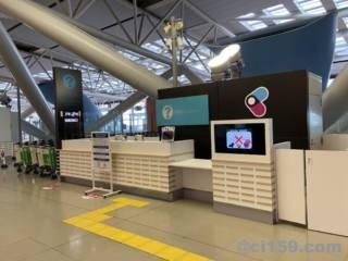 関西国際空港の国際線インフォメーション