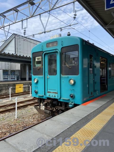 紀勢本線105系