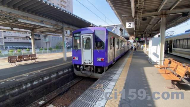 JR西日本キハ120形
