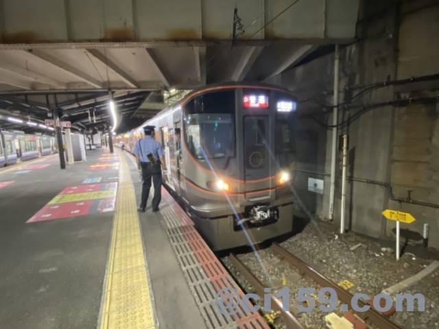 大阪環状線323系