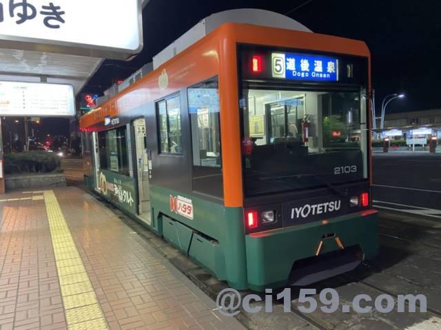 伊予鉄道モハ2100形
