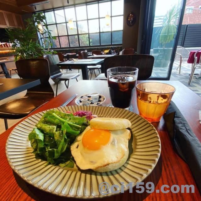 センチュリオンホテルcenの朝食
