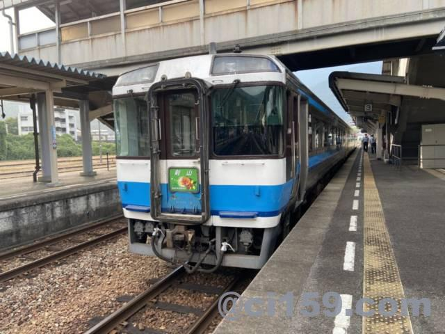 特急剣山キハ185系
