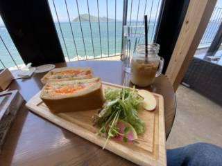 NORTHSHORE_KAGAWのスプラウトサンドイッチ