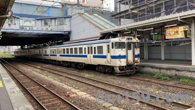 指宿枕崎線キハ40