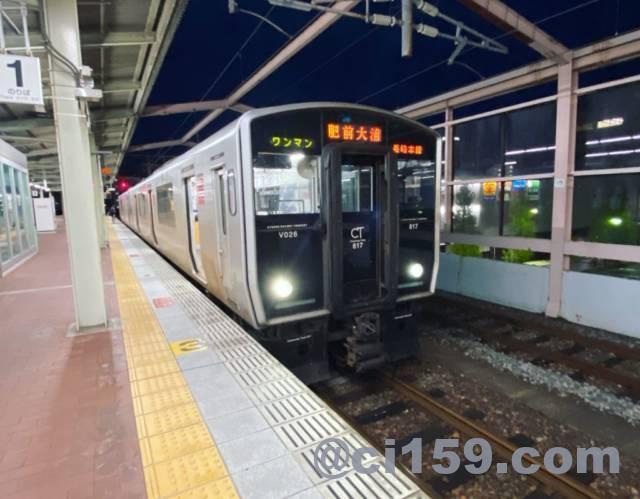 長崎本線817系