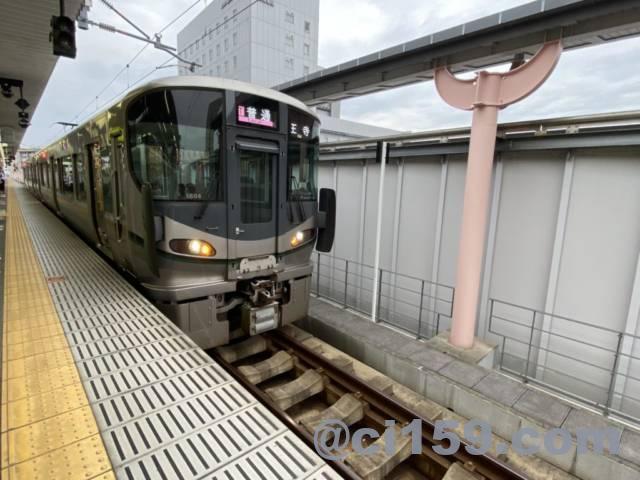 桜井線227系