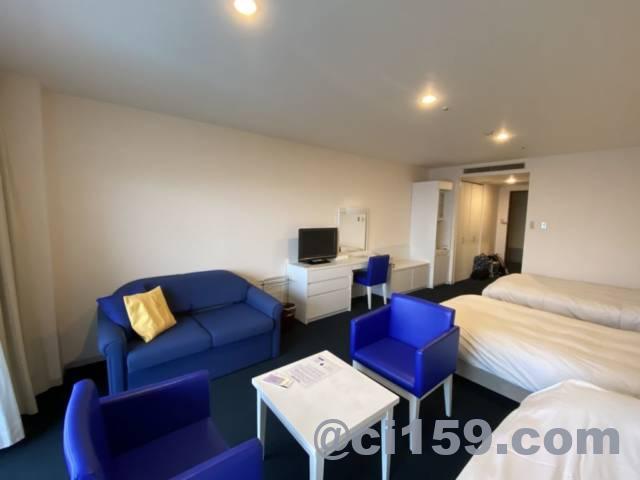 ホテル&リゾーツ 南淡路の客室