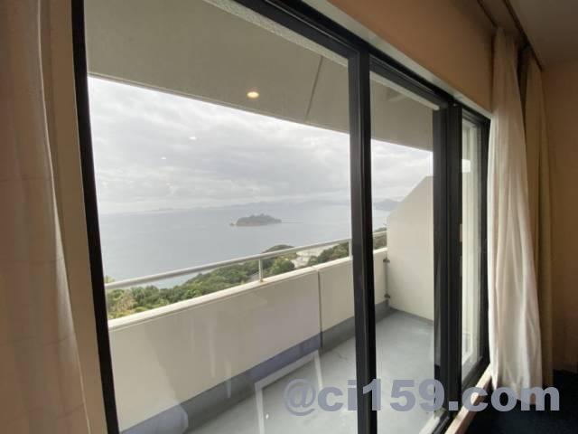 ホテル&リゾーツ 南淡路の客室からの眺め