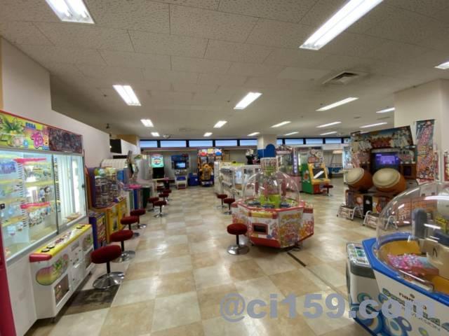 ホテル&リゾーツ 南淡路のゲームコーナー