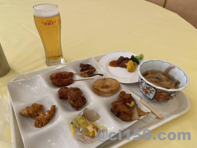 ホテル&リゾーツ 南淡路の夕食