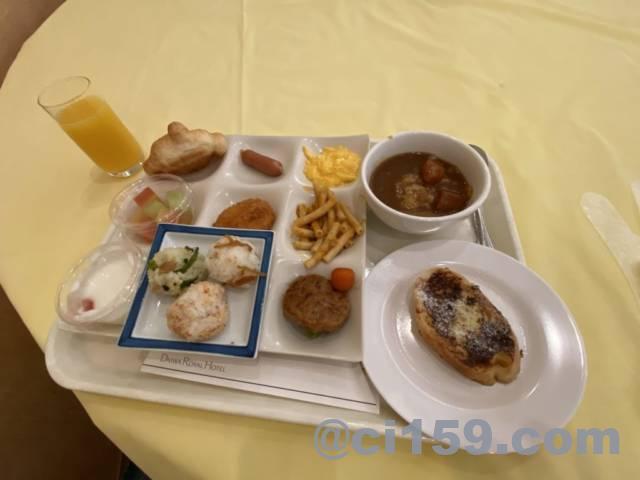 ホテル&リゾーツ 南淡路の朝食