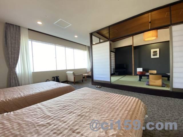 杉乃井ホテルの客室
