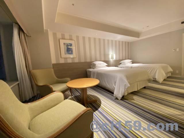 シェラトングランデオーシャンリゾートの客室