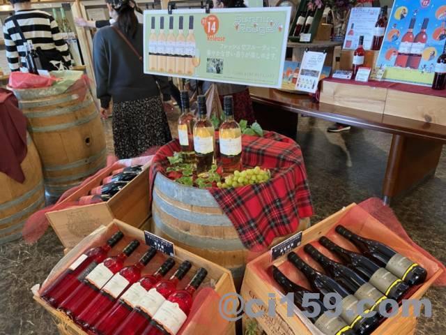 都農ワイナリーのワイン