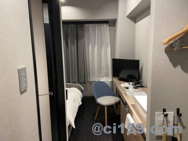 エスペリアホテル博多の客室