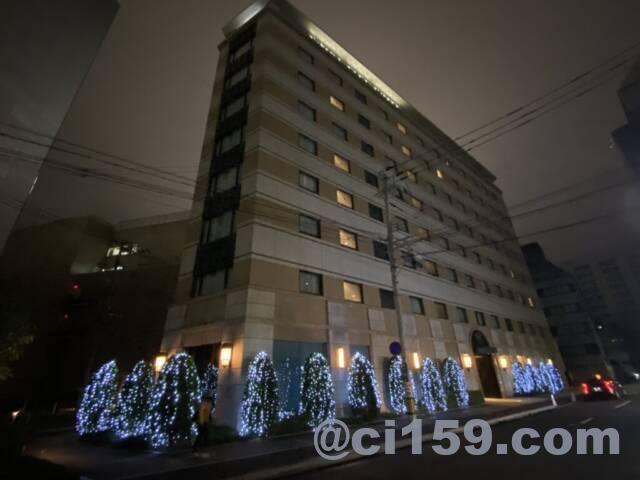 ロイヤルパークホテル福岡