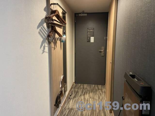 静鉄ホテルプレジオ博多駅前の客室