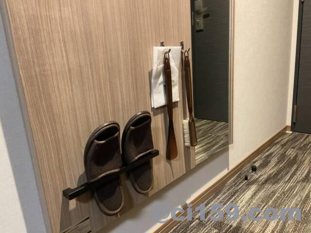 静鉄ホテルプレジオ博多駅前の客室備品