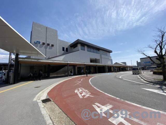 JR彦根駅