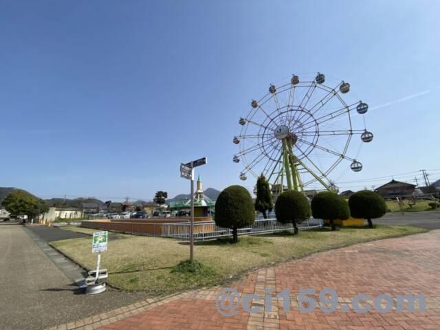 武生中央公園の観覧車