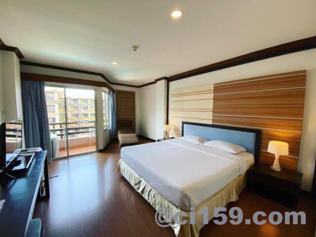 アレカロッジホテルの客室
