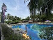 ハードロックホテルパタヤのプール