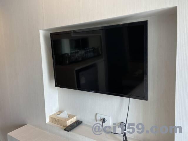 シーミースプリングツリーホテルのテレビ